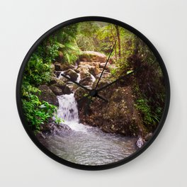 Secret Place Wall Clock