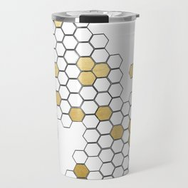 Honey Comb Travel Mug