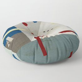 #75 Trail Floor Pillow