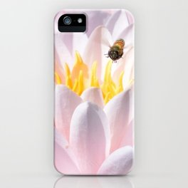 Bee the Lily iPhone Case