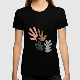 Matisse Style Leaves Art Print T-shirt