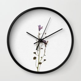 Forever Flower Wall Clock