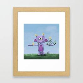 Like A Tree Framed Art Print