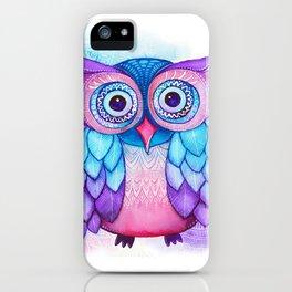 Owl. iPhone Case