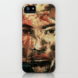 The Human Race 2 iPhone Case