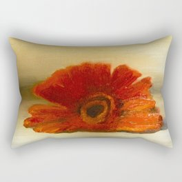 Gerber Daisy  Rectangular Pillow
