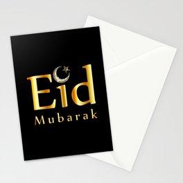 Eid mubarak Stationery Cards