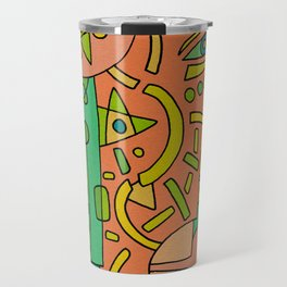 - 2 directions - Travel Mug
