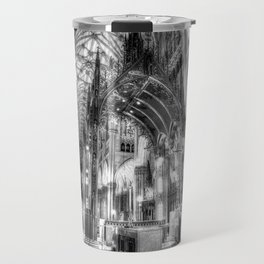 St Patrick's Cathedral New York Travel Mug