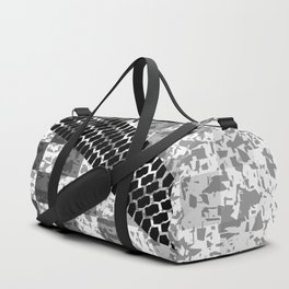 Flag Skid Mark Duffle Bag