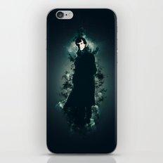 Sherlocked iPhone & iPod Skin