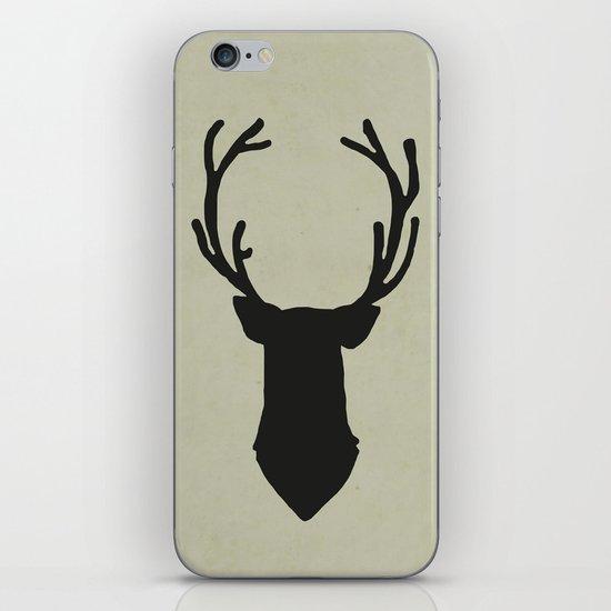 Le cerf my deer. iPhone & iPod Skin