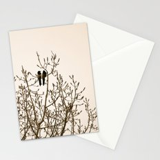 A quiet moment Stationery Cards