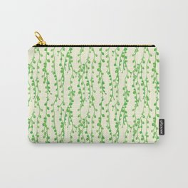 String of Pearls Pattern Carry-All Pouch