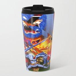 Ghost and Goblins Metal Travel Mug