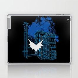 Damm You Copyright Laptop & iPad Skin