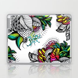 Letting the imperfect be perfect - pattern Laptop & iPad Skin