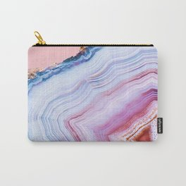 Agate Beauty #Glam collection Carry-All Pouch