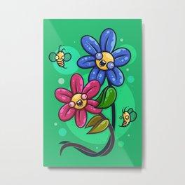 Surprise Spring Metal Print