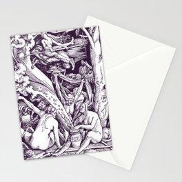 Sabbat Stationery Cards