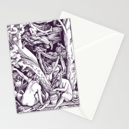 Sabbat Stationery Cards
