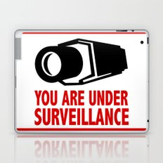 You Are Under Surveillance Laptop & iPad Skin