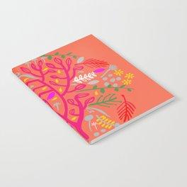 Folk Tree Notebook