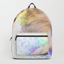 Bald Eagle Modern Art Backpack