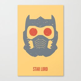Star-Lord Canvas Print