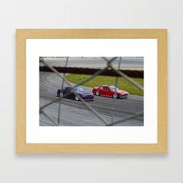 2 times Framed Art Print