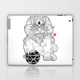 The First Shisa Laptop & iPad Skin