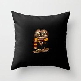 gryfowl Throw Pillow