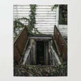 Our door is always open. Poster