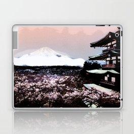 Japanese Landscape  Laptop & iPad Skin