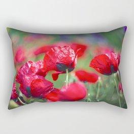 Field of lovee Rectangular Pillow
