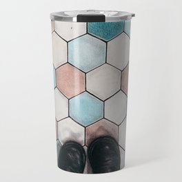 Art Beneath Our Feet - Haarlem Travel Mug