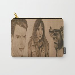 """""""leila"""" - FIFTY SHADES DARKER Carry-All Pouch"""