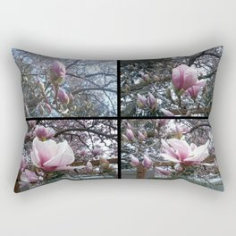 Blossoms Rectangular Pillow