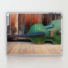 Double Bass Laptop & iPad Skin