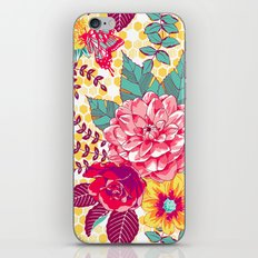 Bloomin' Beauties - Sunshine iPhone & iPod Skin