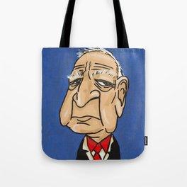 Ariel Sharon Tote Bag