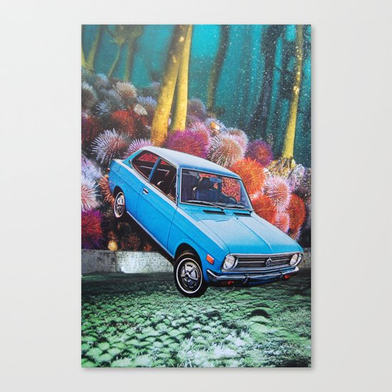 I want to see movies of my dreams Canvas Print