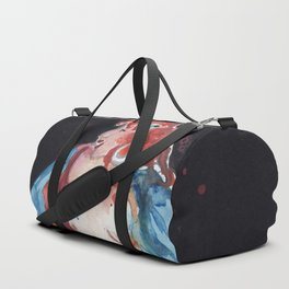 Full Moon Witch Duffle Bag