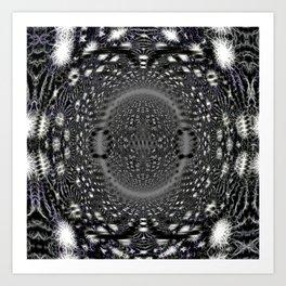 The Universe Unfolds Art Print