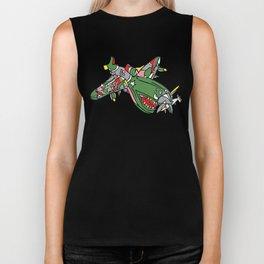 Piranha Biker Tank
