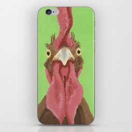 Sarge Rooster Art iPhone Skin