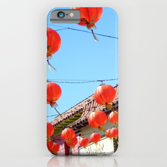 Raise the Red Lantern iPhone & iPod Case