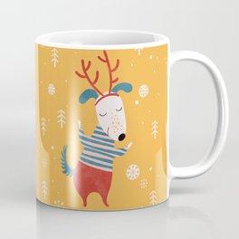 Merry Christmas card 4 Coffee Mug