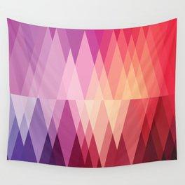 Digital Abstract Wall Tapestry