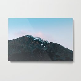 Dawn Mountain - Kenai Fjords National Park Metal Print